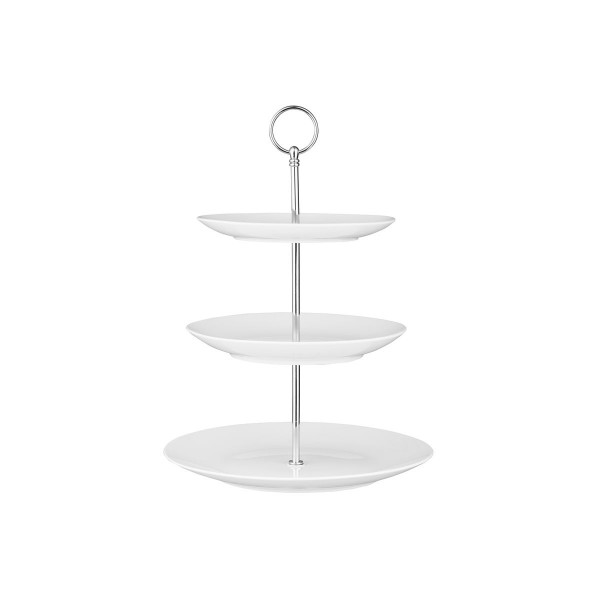 BISTRO & CAFE TABLEWARE 3 TIER CAKE STAND