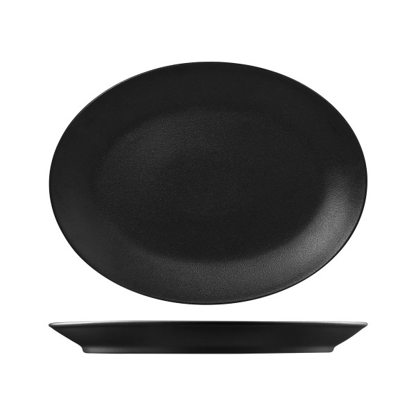 NEOFUSION VOLCANO OVAL COUPE PLATTERS